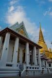 Wat Bowonniwet Vihara, Bangkok, Thailand Royalty Free Stock Photo