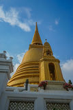 Wat Bowonniwet Vihara, Bangkok, Thailand Stock Images
