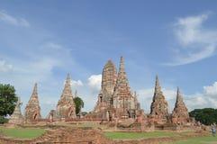 Wat budista antiguo Fotos de archivo