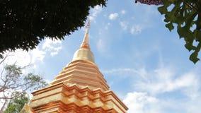 Wat Bup Phra Ram stock footage