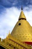 Wat Buppharam Royalty Free Stock Photo