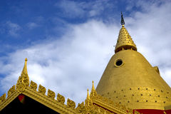 Wat Buppharam Stock Images