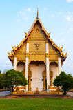 Wat Burapharam,Surin province, The North-Eastern o Stock Images