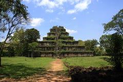 wat Cambodia angkor Obraz Royalty Free