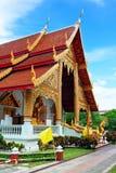 Wat chadi liam in Chiang Mai Thail Stock Image