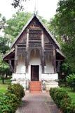 Wat Chaeng Ubosot Fotografía de archivo libre de regalías