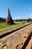 Wat Chai stockfotos