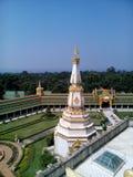 Wat Chai Mongkhon Royaltyfria Bilder