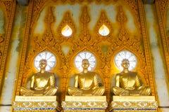 Wat Chai Mongkol, Et Zdjęcia Royalty Free