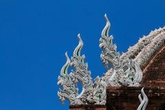 Wat Chai Mongkon - tempio buddista, Chiang Mai Thailand fotografia stock libera da diritti