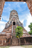 Wat Chai Wattanaram Royalty Free Stock Photos