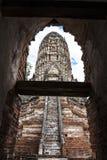 Wat Chai Wattanaram Royalty Free Stock Photos