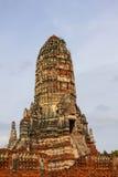 Wat Chai Watthanaram Lizenzfreies Stockfoto