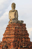 Wat Chai Watthanaram Ayutthaya. Thailand Royalty Free Stock Image