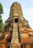 Wat Chai Watthanaram. In thailand Royalty Free Stock Image