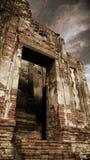 Wat Chaiwatanaram Fotografía de archivo