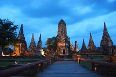 Wat Chaiwatanaram Royalty Free Stock Photo
