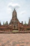 Wat Chaiwattanaram Immagine Stock