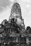 Wat Chaiwattanaram, Ayuthaya Στοκ Φωτογραφία