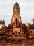 Wat Chaiwattanaram, Ayuthaya Stock Photo