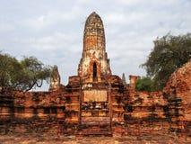 Wat Chaiwattanaram, Ayuthaya Stock Images