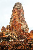 Wat Chaiwattanaram, Ayuthaya Royalty Free Stock Photos