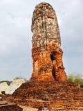Wat Chaiwattanaram, Ayuthaya Royalty Free Stock Photo