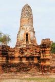Wat Chaiwattanaram, Ayuthaya Royalty Free Stock Image