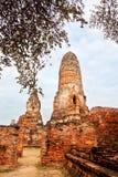 Wat Chaiwattanaram, Ayuthaya Royalty Free Stock Photography