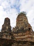 Wat Chaiwattanaram in Ayutthaya Stock Photos