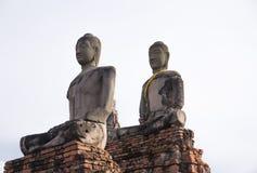 Wat Chaiwattanaram, Ayutthaya, Tailândia Imagem de Stock