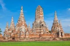 Wat Chaiwattanaram Royalty Free Stock Photo