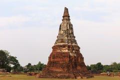 Wat Chaiwattanaram Temple, Ayutthaya, Thailand Stock Photo