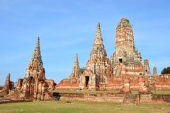 Wat Chaiwatthanara Royalty Free Stock Image
