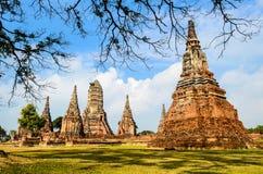 Wat Chaiwatthanaram Royalty Free Stock Image