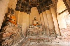 Wat-chaiwatthanaram Imagens de Stock Royalty Free