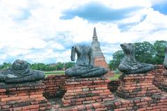 Wat-chaiwatthanaram Fotografia de Stock Royalty Free
