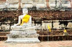 Wat Chaiwatthanaram Imagem de Stock Royalty Free