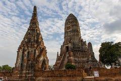Wat Chaiwatthanaram Foto de archivo