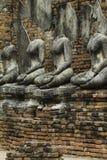 Wat Chaiwatthanaram Fotografie Stock Libere da Diritti