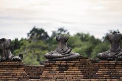 Wat Chaiwatthanaram Fotografia Stock