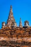Wat Chaiwatthanaram Obraz Stock