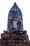 Wat Chaiwatthanaram Fotografia Royalty Free