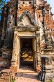 Wat Chaiwatthanaram Zdjęcia Stock