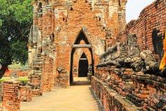 Wat Chaiwatthanaram, Ayutthaya, Ταϊλάνδη στοκ φωτογραφία με δικαίωμα ελεύθερης χρήσης