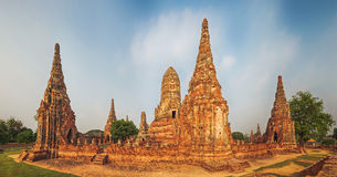 Wat Chaiwatthanaram Royalty Free Stock Photography
