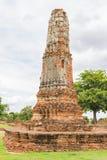 Wat Chaiwatthanaram, Ayutthaya Thailand Stockfotos