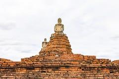 Wat Chaiwatthanaram, Ayutthaya Thailand Stockbilder