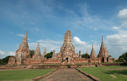 Wat Chaiwatthanaram, Ayutthaya, Thailand Travel Stock Photos