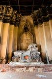 Wat chaiwatthanaram. Buddhist monasteries in thailand Ayutthaya Antiques Wat Chaiwatthanaram, one of the most imposing ancient Buddhist monasteries, was royalty free stock photo